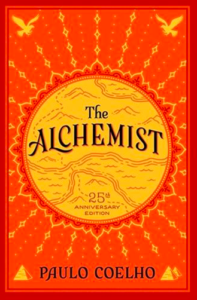 Books with life lessons- Book Title: The Alchemist, Author: Paulo Coelho